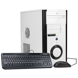 Certified Data Intel Core i5-7400 Desktop Computer - GTX 1050