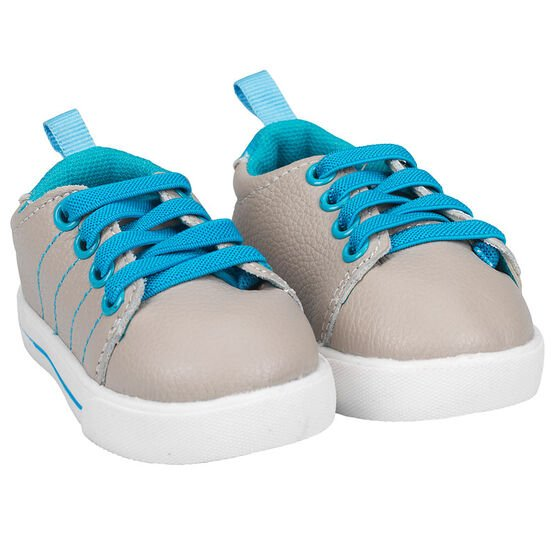 Outbaks Leather Superstar Runners - Size 5-7 - Assorted