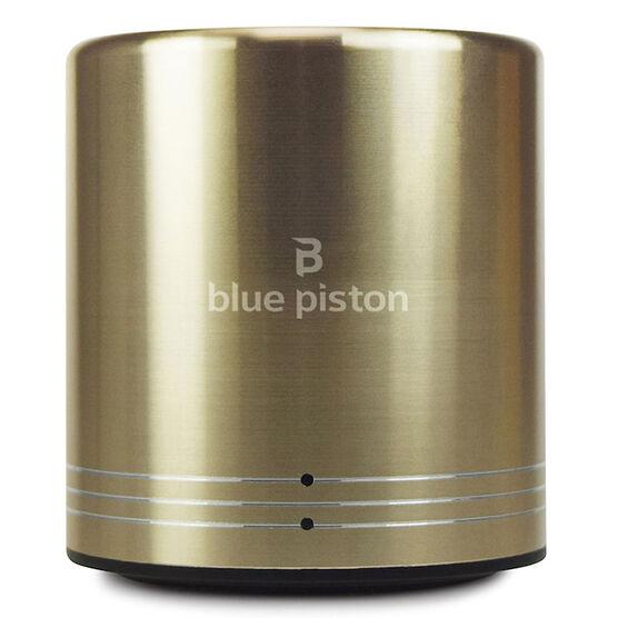 Logiix Blue Piston 360 Bluetooth Speaker
