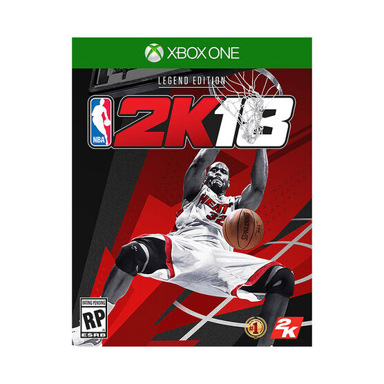 Xbox One NBA 2K18 Legend Edition