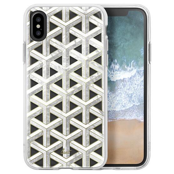 Laut Fashion Case for iPhone X - Morocco - LAUTiP8POPMO