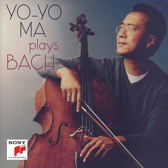 Yo-Yo Ma - Yo-Yo Ma Plays Bach - CD