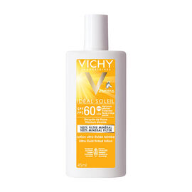 Vichy Ideal Soleil Ultra Fluid Tinted Lotion SPF 60 - 45ml
