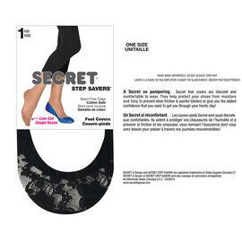 Secret Low Cut Lace Footcover