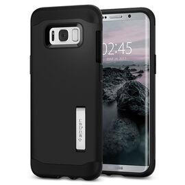 Spigen Slim Armor Case for Samsung Galaxy S8 - Black - SGP565CS20831