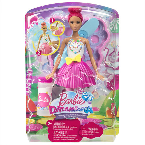 Barbie Bubbletastic Fairy - Assorted - DVM94