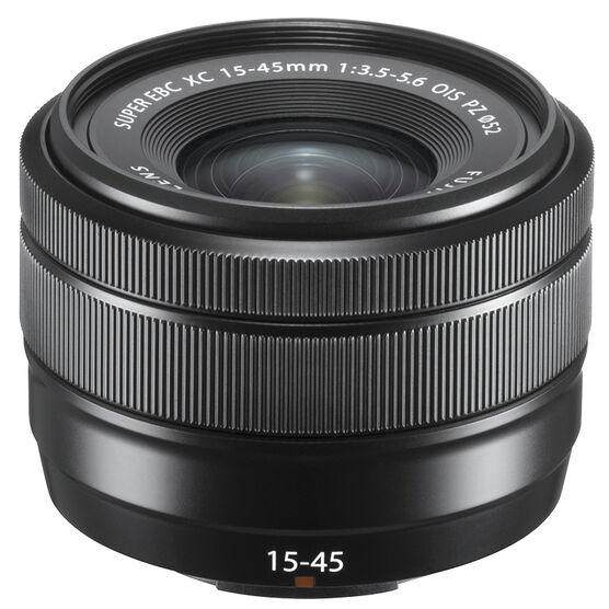 Fujifilm XC 15-45mm F3.5-5.6 OIS PZ Lens - Black - 600019783
