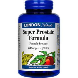 London Naturals Super Prostate Formula - 60's