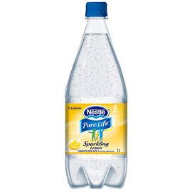 Nestle Sparkling Water - Lemon - 1L