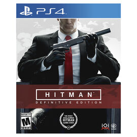 PS4 Hitman: Definitive Edition