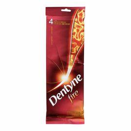 Dentyne Fire Gum - Cinnamon - 4 x 12 pieces