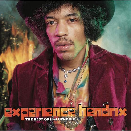 Jimi Hendrix - Experience Hendrix: The Best of Jimi Hendrix - CD