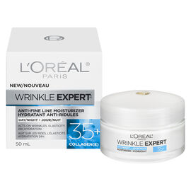 L'Oreal Wrinkle Expert Anti-Fine Line 35+ Moisturizer - Day/Night - 50ml