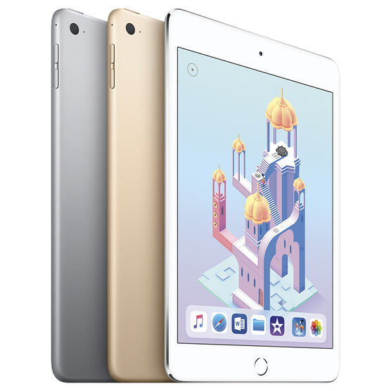 Apple iPad Mini 4 128GB with Wi-Fi - Space Grey - MK9N2CL/A