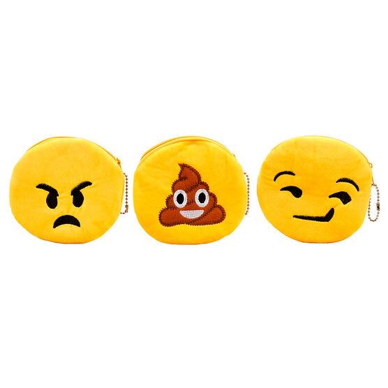 Emoji Coin Purse - Assorted