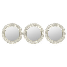 London Drugs Wall Mirrors - Circle Nest - Set of 3