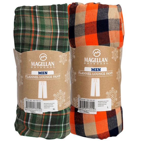 Magellan Men's Flannel PJ Pants - Assorted