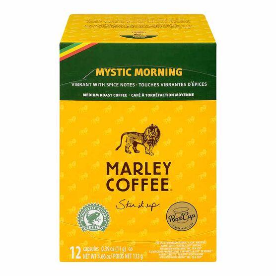 Marley's Single Serve Pods - Mystic Morning - 12's