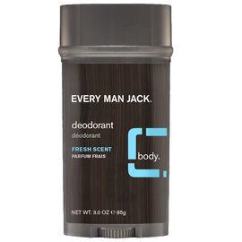 Every Man Jack Deodorant - Fresh Scent - 85g