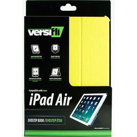 Versifli Evostep Book iPad Air Case - Yellow - FLI-5029YLW