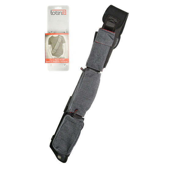Totinit Wearable Carry-All - Grey - 9988-TOTHEI