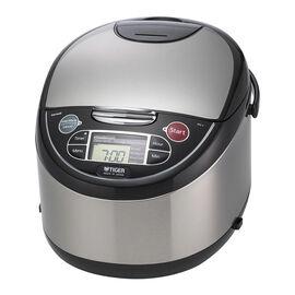 Tiger 10 Cup Rice Cooker - Black - JAX-T18U