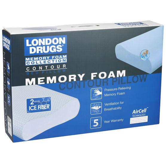 London Drugs Memory Foam Pillow - Conture