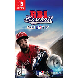 Switch RBI Baseball 2017