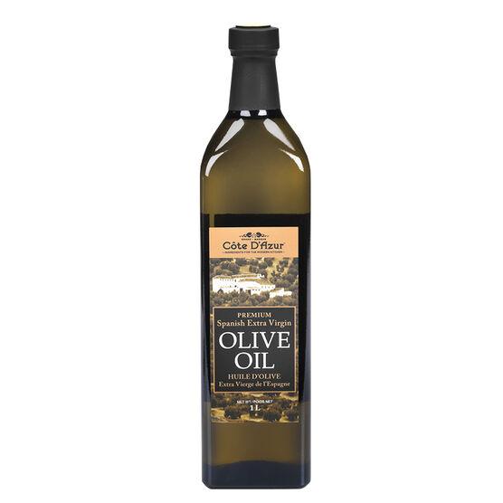 Cote D'Azur Extra Virgin Olive Oil - 1L