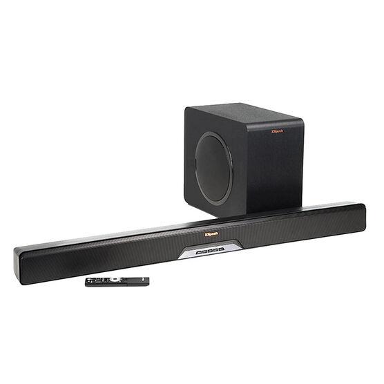 Klipsch RSB11 Soundbar with Wireless 8in Subwoofer