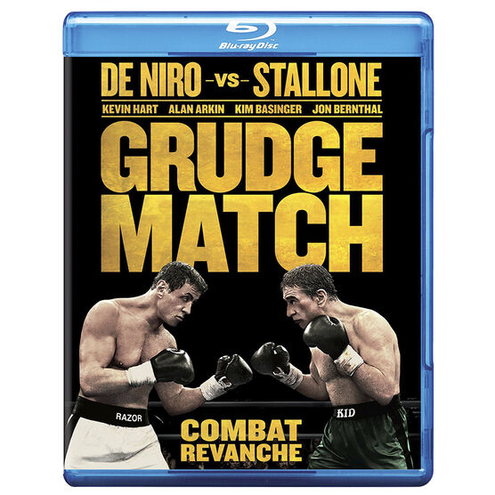 Grudge Match - Blu-ray Combo