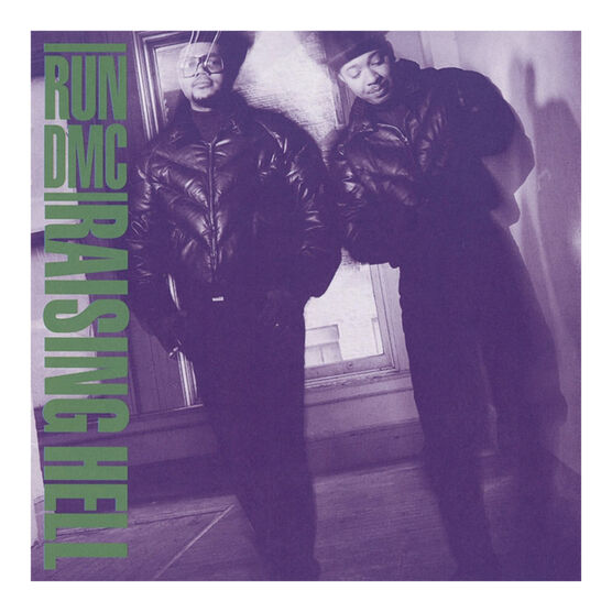 Run D.M.C. - Raising Hell - Vinyl