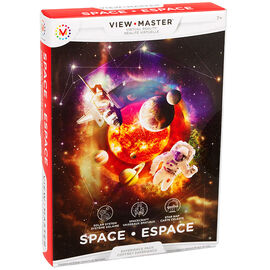 View-Master- Virtual Reality Experience Pack - Space