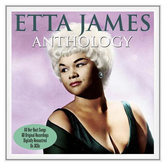 Etta James - Anthology - 3 CD