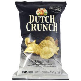 Dutch Crunch Kettle Cooked Potato Chips - Original - 200g
