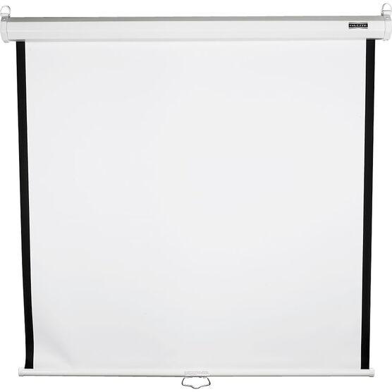 Da-Lite Classrite Spring Roller Wall Screen - 40x40