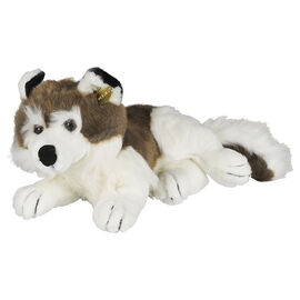 Details Husky Dog Plush - Small