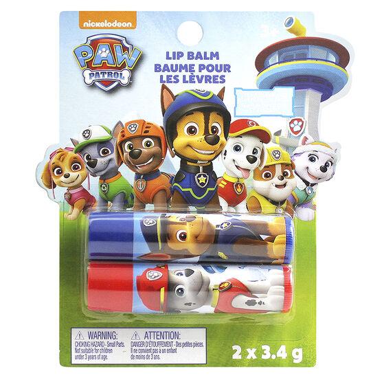 Nickelodeon Paw Patrol Lip Balm - 2 x 3.4g