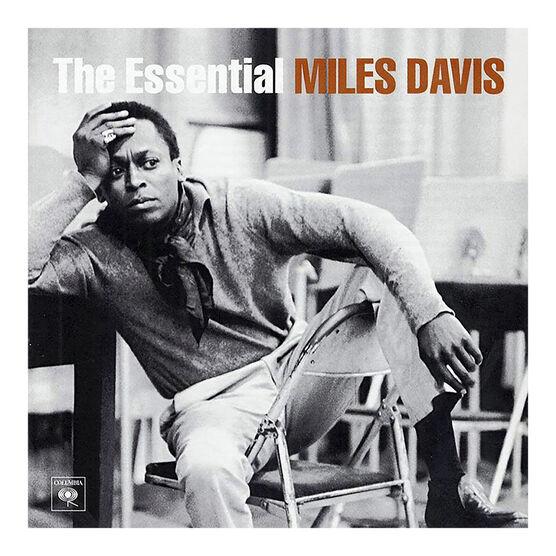 Miles Davis - The Essential Miles Davis - Vinyl