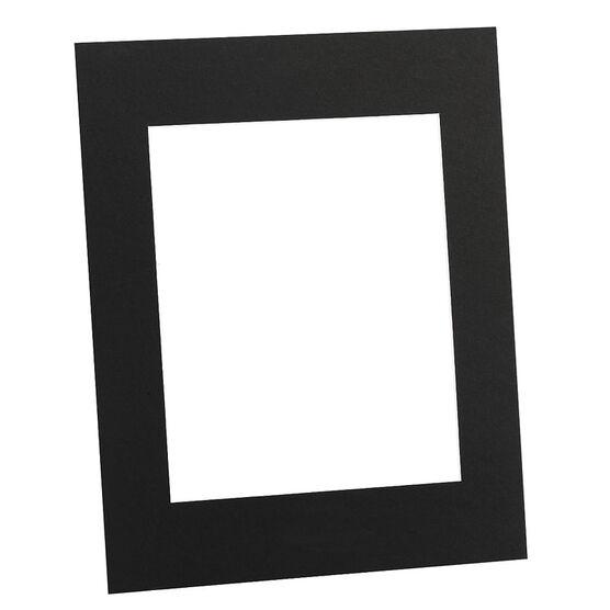 Tempo 11x14 Mat Frame - Black