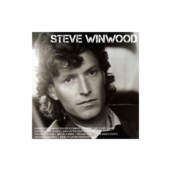 Steve Winwood - Icon - CD