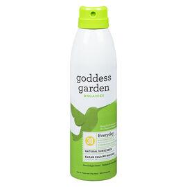 Goddess Garden Organics Everyday Natural Sunscreen Spray - SPF30 - 170g