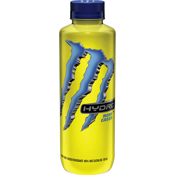 Monster Hydro - Mean Green - 550ml