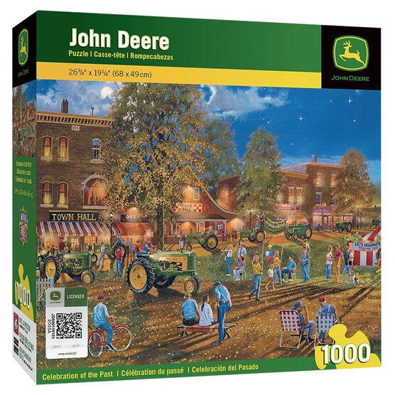 John Deere Celebration of the Past Puzzle - 1000 pieces