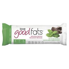 Suzie's Good Fats Snack Bar - Mint Chocolate Chip - 39g