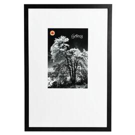 Brockton Acrylic 24 x 36 Frame – Black