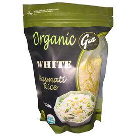Gia Organic White Basmati Rice - 907g