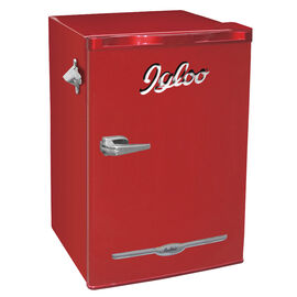 Igloo retro 3.2 cu.ft fridge