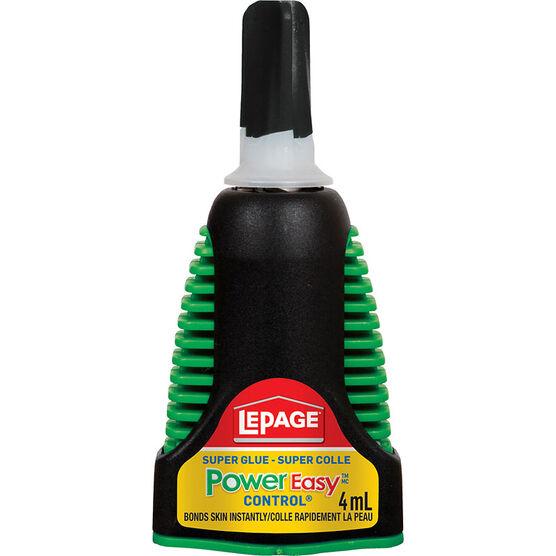 LePage Power Easy Gel Control Super Glue - 4 ml tube - 653694