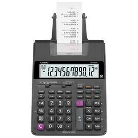 Casio Printing Calculator - Black - HR-170RC-CAN